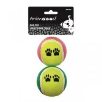 """Tennis Balls for Dogs - 2.6"""" (6.5cm) ~ 2 per pack"""