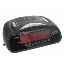 Digital Radio Alarm Clock