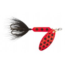Original Rooster Tail - 1/8oz ~ Flame Spot