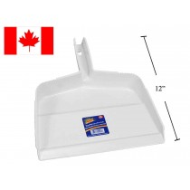 Royal Plastic Dust Pan ~ 11""