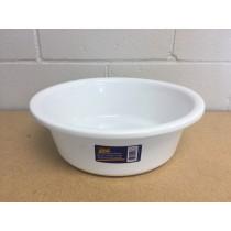 "Round Plastic Basin ~ 14"" x 5"""