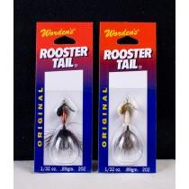 Original Rooster Tail - 1/32oz ~ Assorted Colors