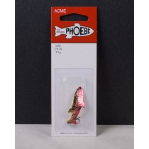 Phoebe - 1/8oz ~ Gold & Red
