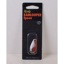 Kamlooper 3/16oz ~ Red White Gold