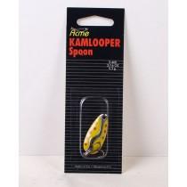 Kamlooper 3/16oz ~ Yellow Red Dot Nickel