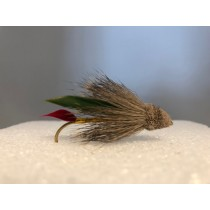 Olive Wing Muddler Streamer