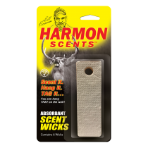 Harmon Scent Wicks ~ 6 wicks per pack
