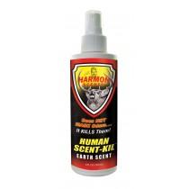 Harmon Human Scent Kill - Earth ~ 8 ounce bottle