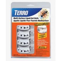 Terro Multi-Surface Liquid Ant Baits ~ 4 per pack