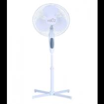 "16"" Oscillating Pedestal Fan ~ White"