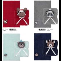 Super Soft Plush Kids Blankets ~ 4 assorted