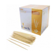 Touch Wooden Round Toothpicks ~ 1000 per box