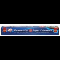 """Chef Elite Aluminum Foil Roll ~12"""" x 25'"""