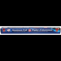 """Chef Elite Aluminum Foil Roll ~18"""" x 25'"""
