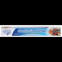 "Chef Elite Plastic Food Wrap ~ 12"" x 100'"