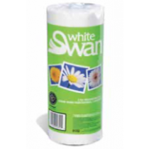 White Swan Paper Towels - 2ply ~ 70 sheets/roll