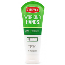 O'Keeffe's Working Hands - 3oz Tube ~ 5 per counter display