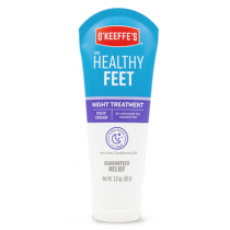O'Keeffe's Healthy Feet Night Treatment - 3oz Tube ~ 5 per counter display