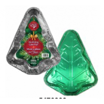 Chef Elite Holiday Cake Pan ~ Tree/Green