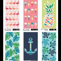 Fun Prints Beach Towels ~ 6 assorted