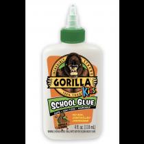 Gorilla White School Glue for Kids ~ 118ml bottle