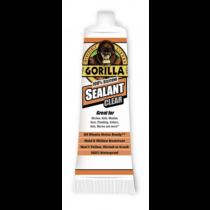 Gorilla 100% Silicone Sealant - Clear ~ 2.8oz Tube