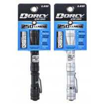 Dorcy LED Slide Focus Flashlight