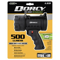 Dorcy LED USB Rechargeable Spotlight