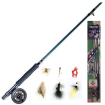 Martin Complete Fly Fishing Kit - LW 5/6 - 8' / 3 pieces ~ CASE OF 3
