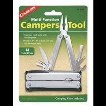 Coghlan's Multi Function Camper's Tool ~ 14 Functions