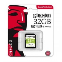 Kingston SDHC Memory Card ~ 32GB