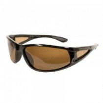 Streamside Polarized Sunglasses ~ Brown Lenses