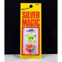 Warden's Silver Magic ~ Flame Silver