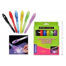 Selectum Invisible Ink Pens ~ 6 per pack
