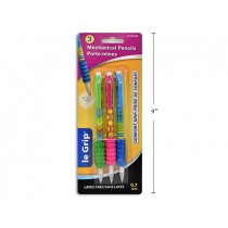 Selectum Mechanical Pencil with Comfort Grip ~ 3 per pack