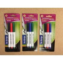 Whiteboard {Dry Erase} Marker ~ 3 per pack