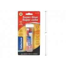 Selectum Super Glue ~ 4 tubes x 1gr per pack