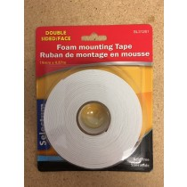 Selectum Double Sided Mounting Tape ~ 19mm x 4.87m