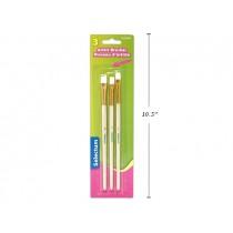 Selectum Artist Brushes ~ 3 per pack