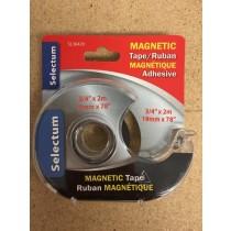 "Selectum Magnetic Tape ~ 3/4"" x 2m"