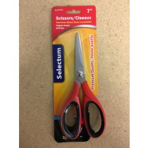 Selectum Scissors with Soft Grip ~ 7""