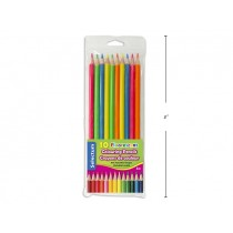 Selectum Flourescent Colored Pencils ~ 10 per pack