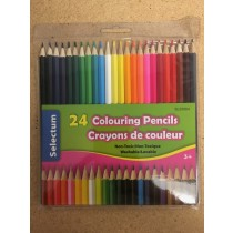 Selectum Colored Pencils ~ 24 per pack