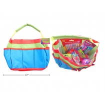 Selectum Project Tote Canvas Bag with Pockets & Handle