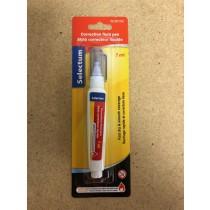 Selectum Correction Fluid Pen ~ 7ml