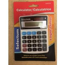 Selectum Calculator ~ 8 digits
