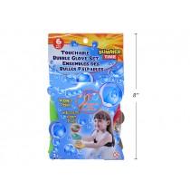 Touchable Bubble Glove Set