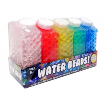 Water Bead Refill for Water Bead Guns - 5 assorted colors ~ 1750 beads