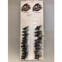 RBM Muddler Salmon Wet Flies