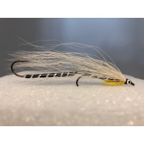 Black Ghost Tandem Flies
